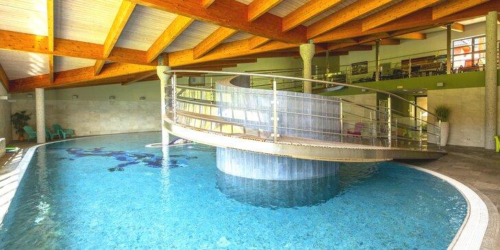 Relaxační i aktivní pobyt v Beskydech: polopenze, wellness i sportovní zázemí