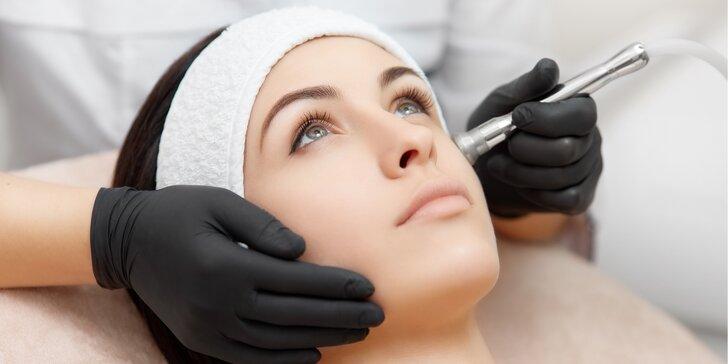 Kosmetické ošetření galvanickou žehličkou či ultrazvukovou špachtlí