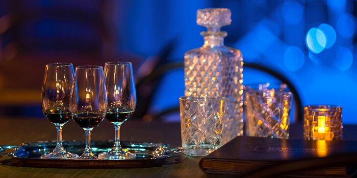 Jazzový večer s degustací drinků: koncert v klubu a koktejly, rumy či whiskey