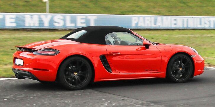 Jízda v Porsche na závodním okruhu SteelRing Třinec