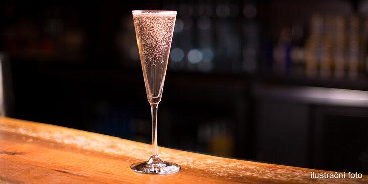 Stáčené šumivé víno Glera typ prosecco brut: 1,5 nebo 2 litry vč. pet lahve