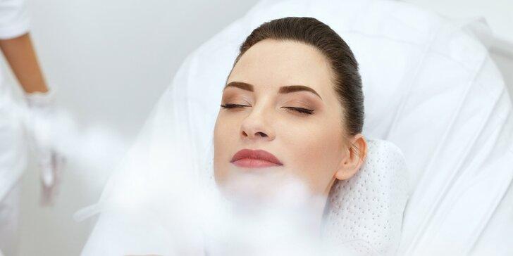 Omlazující procedura Cryofacial: bezbolestná stimulace pokožky chladem