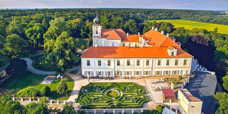 Výlet pro děti i dospělé: zámek Loučeň s labyrintáriem a Zoo Chleby, služby průvodce, vstupy v ceně