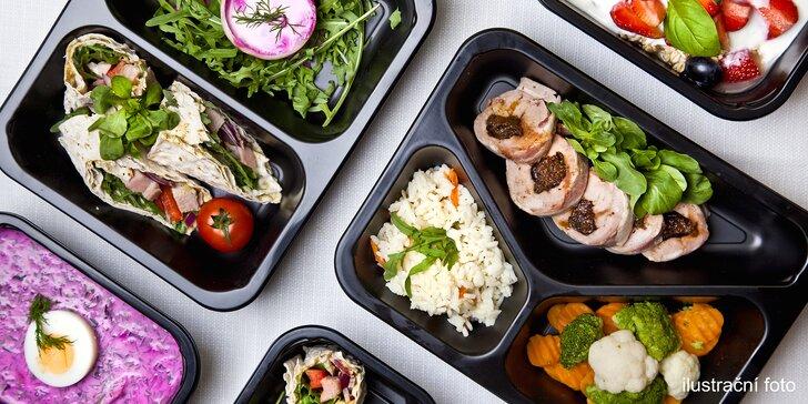 Krabičková strava na 6 dní s rozvozem až domů: pro muže i ženy