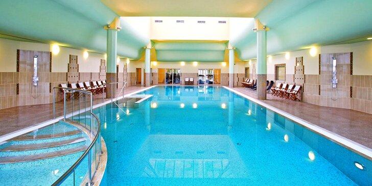 Přepychový pobyt v 4* hotelu na jižní Moravě: bohatá polopenze a wellness