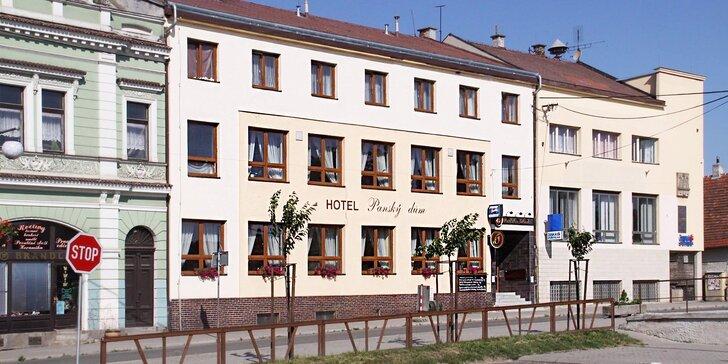 Oddech na Plzeňsku: nově zrekonstruovaný hotel, polopenze i vířivka na pokoji