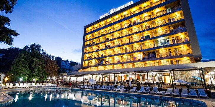 Letecký zájezd na Zlaté Písky: 7 nocí v hotelu s bazénem a all inclusive