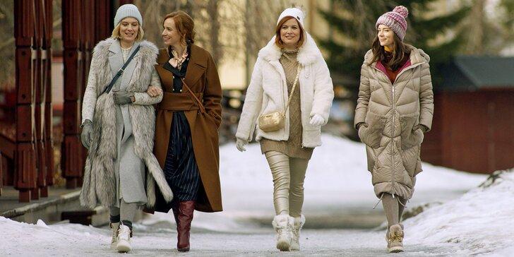 Za zábavou do kina Lucerna: dvě vstupenky na česko – slovenskou komedii Šťastný nový rok