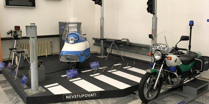 Výzva pro malé i velké detektivy: objevte Muzeum Policie ČR
