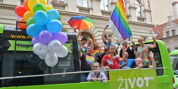 Podpořte vznik výstavy o životě LGBTI+ starších lidí, kterou organizuje ŽIVOT 90