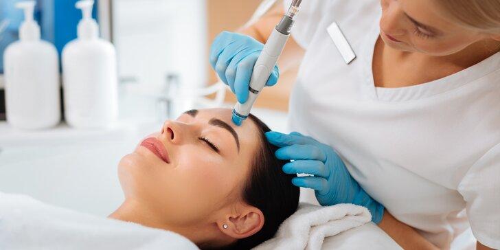 Krásná pleť: kosmetické ošetření nebo omlazující ošetření přístrojem HydraFacial™