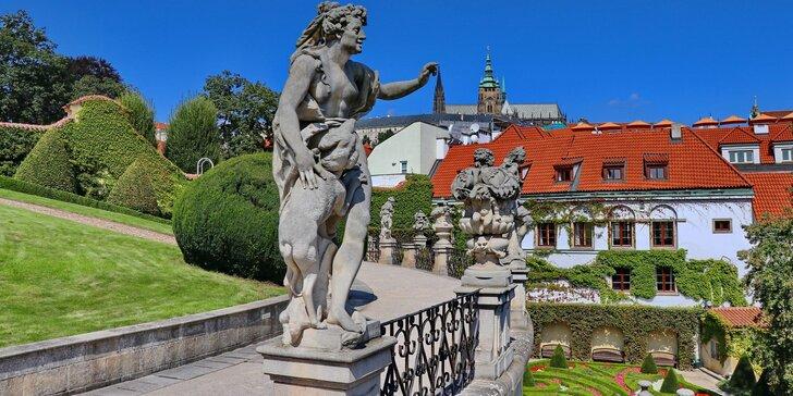 Poznejte Česko a navštivte památku UNESCO: jednotné i rodinné vstupné do Vrtbovské zahrady
