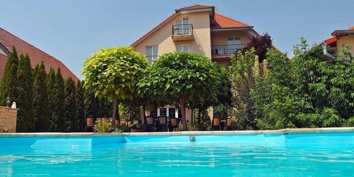 Skvělý relax u slovenského moře: 3–6 dní s polopenzí a vstupem do bazénu