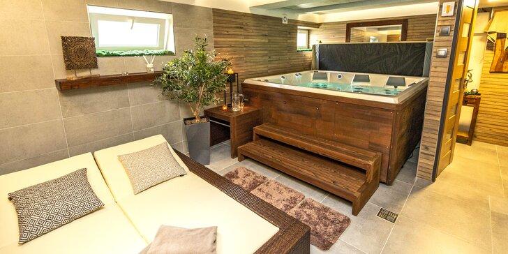 Moderní apartmánový hotel v Havířově: Privátní sauna nebo vířivka