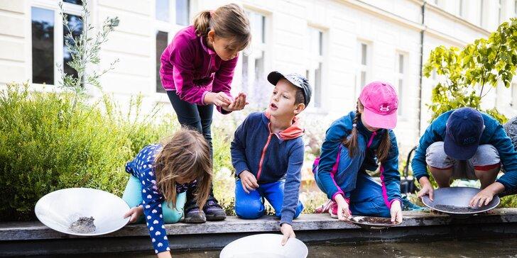 Jednodenní příměstský tábor Muzea Říčany pro děti ve věku 7–12 let