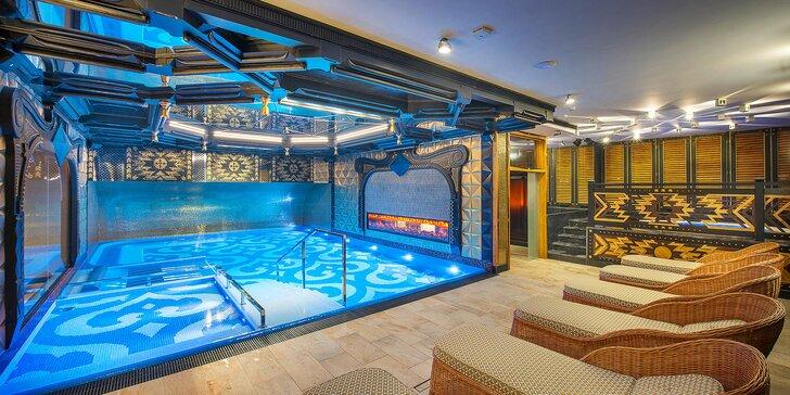 Za relaxací a výlety do polských Tater: 5* hotel v Zakopaném s jídlem a wellness