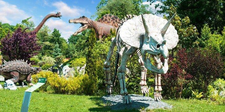 Vstupenky do polského zábavního Dream Parku Ochaby pro celou rodinu