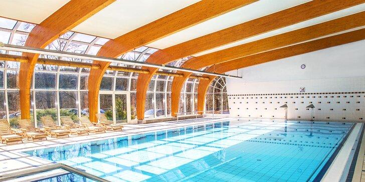Fantastický wellness pobyt ve 4* Spa Resortu Sanssouci v Karlových Varech