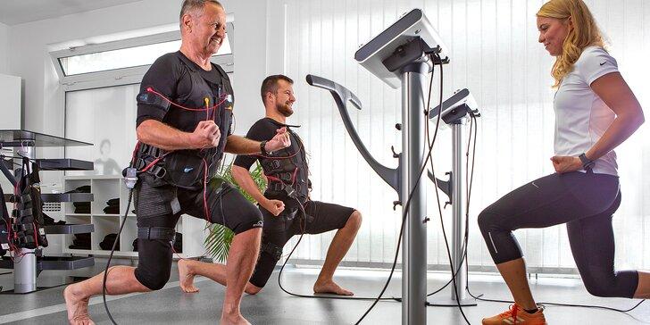 Efektivní a rychlá cesta k dokonalé postavě: tréninky pomocí EMS technologie
