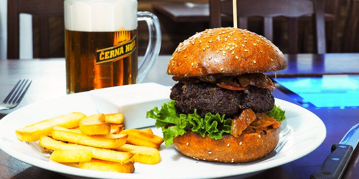 Wall Street Burger na jedinečné Pivní burze, kde cenu piva určujete vy