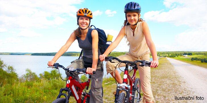 Cyklovýlety s průvodcem: Lednicko-valtický areál, Pálava, Modré hory či Dolní Rakousko