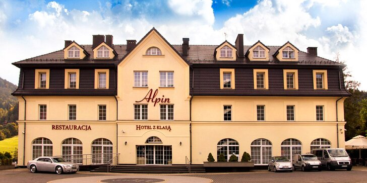 Nádherná příroda Slezských Beskyd: hotel s polopenzí i privátní wellness