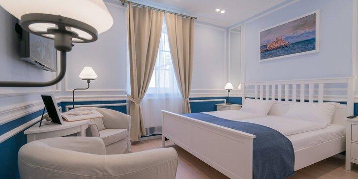 Luxusní ubytování v centru Karlových Varů jen pár kroků od lázní a kolonády