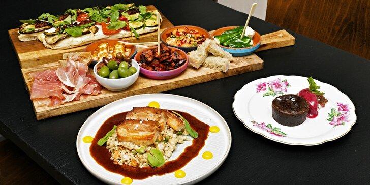 Otevřený voucher na 300–800 Kč do restaurace se specialitami z vepřového