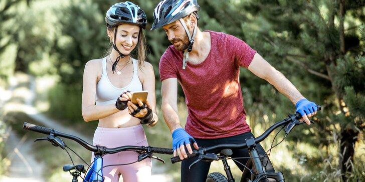 Projeďte únikovku na kole: geolokační hra v Třeboni pro partu až 6 cyklistů