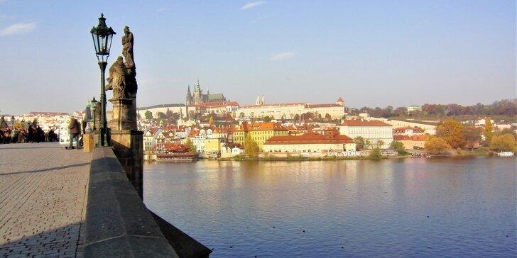 Komentované procházky Prahou: Staré Město, Pražský hrad nebo třeba Hradčany či Vyšehrad
