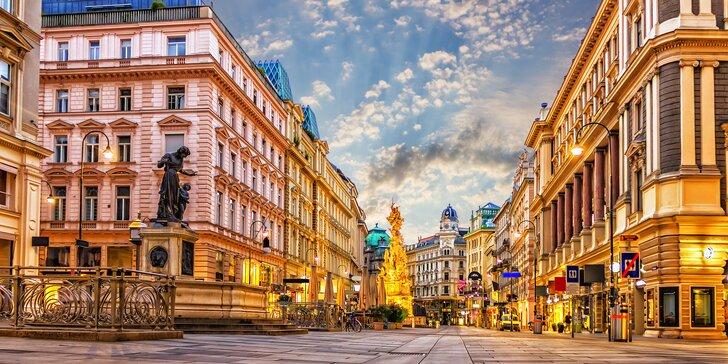 Pobyt v elegantním 4* hotelu v srdci Vídně: v blízkosti radnice i rezidence Hofburg