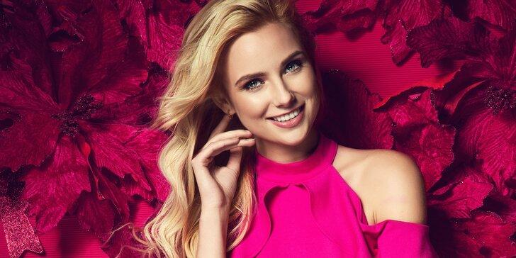 Kosmetické ošetření: liftingová i hydratační kúra a kosmetika nejen pro ženy