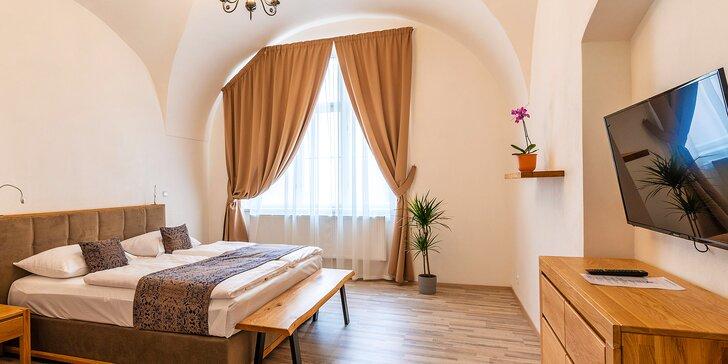 Pobyt u Karlova mostu: krásné apartmány pro 2–4 osoby