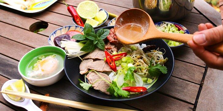 Vařte a ochutnávejte: kurz vietnamské kuchyně s profíkem v Café Buddha