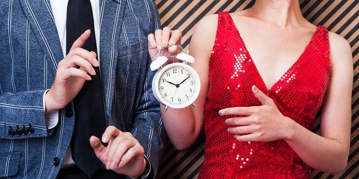 Speed dating aneb rychlé rande: pro muže i ženy od 24 do 51 let