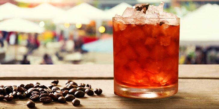 Café Festival v Hradci Králové: kávový drink od oceňovaného barmana