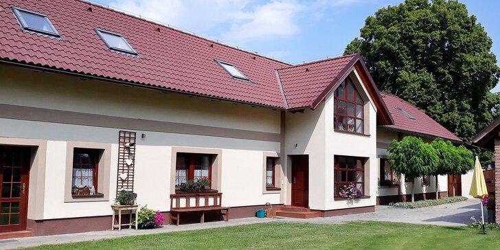Aktivní pobyt u Kutné Hory: snídaně, infrasauna a celodenní půjčení kol