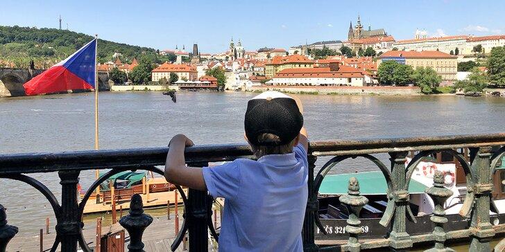 Objev město: Online hra pro děti v jednom z pěti českých měst