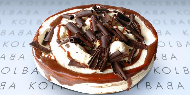 To nejlepší od Kolbaby: výběr ze 3 skvělých dortů, z každého uděláte až 14 porcí