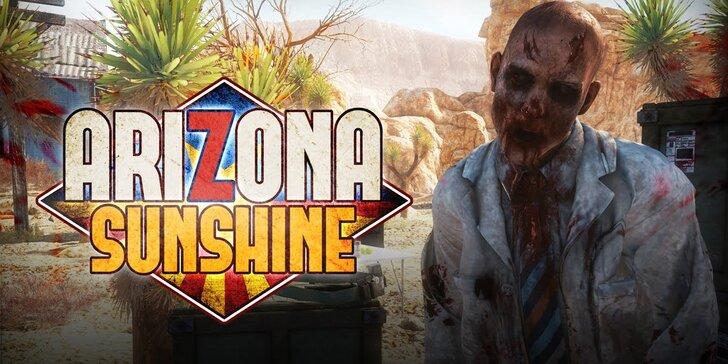 Bojujte s kamarády proti zombíkům: virtuální realita pro 3 hráče současně