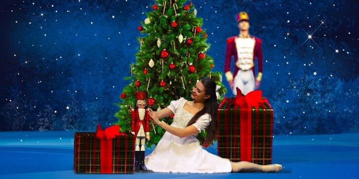 Klasika pro malé i velké: baletní představení Louskáček v divadle Hybernia