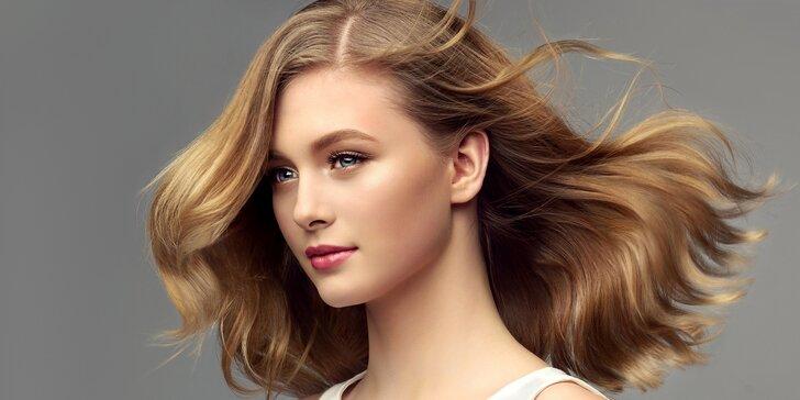 Kadeřnický balíček: dámský střih pro všechny délky vlasů