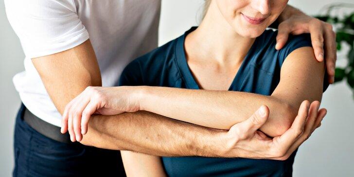 Odborná konzultace a masáž od fyzioterapeuta na Praze 6