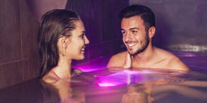 Relax uprostřed Plzně: romantika i soukromí na 120 minut pro 2 osoby