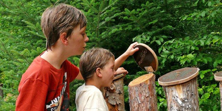 Celodenní vstupné do areálu Přírodovědného muzea Semenec: relax a hry pro celou rodinu