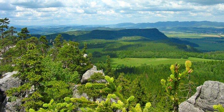 1denní výlet do Polska: 8km nenáročná túra s průvodcem po Bludných skalách