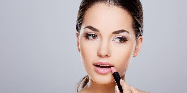 Make-up s vizážistkou Niki: kurz líčení až pro 2 s možností balíčků kosmetiky