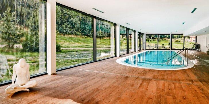 Pobyt v golfovém resortu v Karlových Varech: polopenze, neomezený wellness i masáž