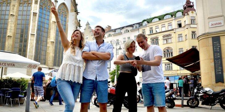 Ve Štatlu na škopek: venkovní pivní úniková hra po brněnských hospodách pro 1–6 hráčů