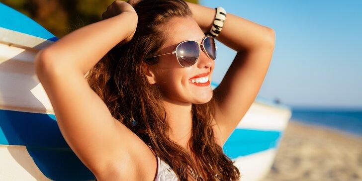 Opálení lusknutím prstu: permanentka na 60 až 120 min. v soláriu